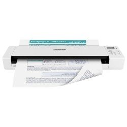 Brother DS-920DW Mobile Scanner Front View 2