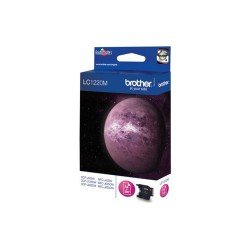 Brother LC1220M Standard Yield Magenta Ink Cartridge (300 pages*)