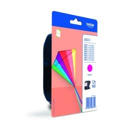 Brother LC-223M Magenta Ink Cartridge (550 pages*) LC223M
