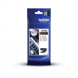 Brother LC3239XLBK Super High Yield Black Ink Cartridge (6,000 Pages*)