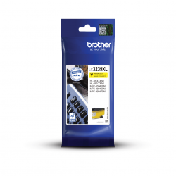 Brother LC3239XLY Super High Yield Yellow Ink Cartridge