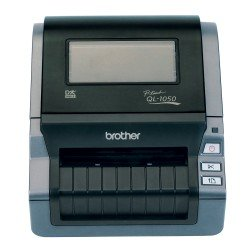 Brother QL-1050 Thermal Label Printer Front View