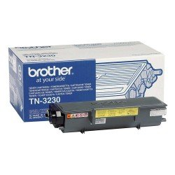 Brother TN3230 Standard Yield Black Toner Cartridge (3,000 pages*)