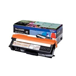 Brother TN-325BK High Yield Black Toner Cartridge (4,000 pages*) TN325BK