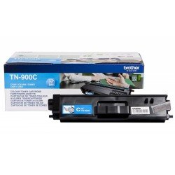 Brother TN900C Cyan Toner Cartridge (6,000 pages*)