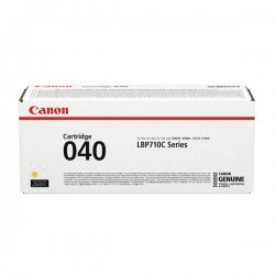 Canon 040 Standard Yellow Toner Cartridge