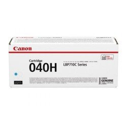 Canon 040H High Yield Cyan Toner Cartridge