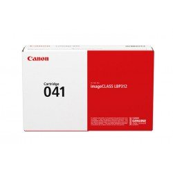 Canon Standard 041 Black Toner Cartridge (10,000 Pages*) 0452C002AA