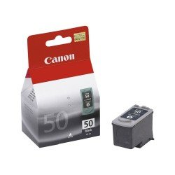 Canon PG-50 Black Ink Cartridge (22ml) 0616B001