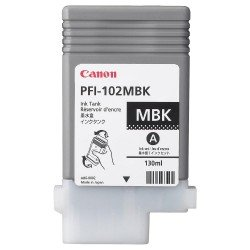 Canon PFI-102MBK Matte Black Ink (130ml) 0894B001AA