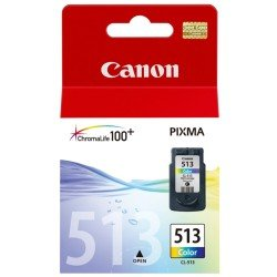 Canon CL-513 Colour Ink Cartridge (349 pages*) 2971B001