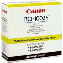 Canon BCI-1002Y Yellow Ink Cartridge (42ml) 5837A001AA