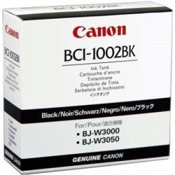 Canon BCI-1002BK Black Ink Cartridge (42ml) 5843A001AA