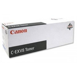 Canon 7629A002AA C-EXV8 Black Toner (25,000 pages*)