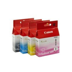 Canon PB-PGI5CLI8VAL CMYK Ink Cartridge Pack