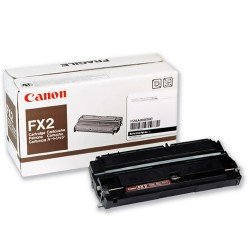 Canon FX2 FX-2 Black Toner (5,500 pages*) 1556A003BA