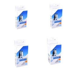 Compatible Brother LC123 CMYK 4 Ink Cartridge Multipack