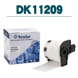 Compatible Brother DK11209 Small Address Labels (800 Labels)