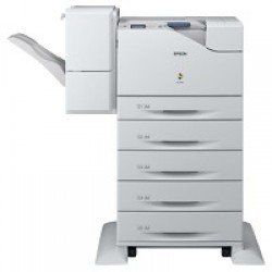 Epson WorkForce AL-C500DXN A4 Colour Laser Printer with trays