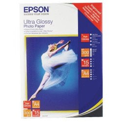 Epson C13S041927 A4 (15 sheets) 300gsm