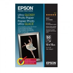 Epson C13S041943 100x150mm (50 sheets) 300gsm