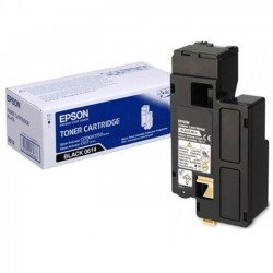 Epson C13S050672 Standard Yield Black Toner Cartridge