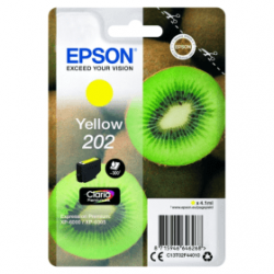 Epson C13T02F44010 Yellow 202 Claria Premium Ink (300 Pages)