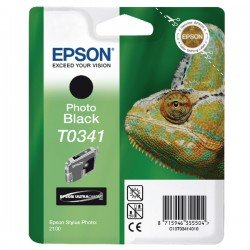 Epson T0341 Black Ink Cartridge (17ml) C13T03414010