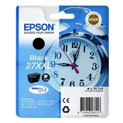 Epson C13T27914012 27XXL Black Ink Cartridge (2,200 Pages*)