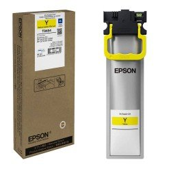 Epson WF-C5XXX XL Yellow Ink Cartridge (5000 Pages*) C13T945440
