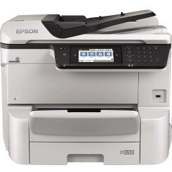 Epson WorkForce Pro WF-C8610DWF A3 Multifunction Inkjet Printer