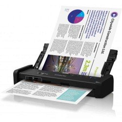 Epson WorkForce DS-360W A4 Portable Business Scanner