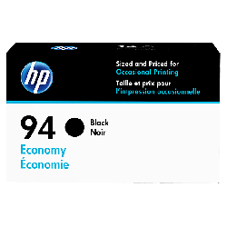 HP 94X Black Toner Cartridge (2,800 Pages*) CF294X