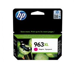 HP 963XL High Yield Magenta Ink Cartridge (1,600 Pages*) 3JA28AE