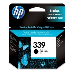 HP C8767EE No. 339 Black Ink Cartridge (21ml - 800 pages*)