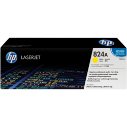 HP CB382A Yellow Toner Cartridge (21,000 pages*)