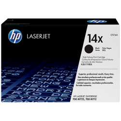HP CF214X 14X Toner Cartridge (17,500 Pages*)