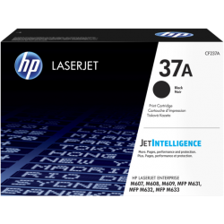 HP 37A Black High Yield Cartridge (11,000 Pages*) CF237A