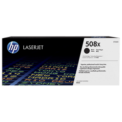 HP CF360X 508X High Yield Black Toner Cartridge (12,500 Pages*)