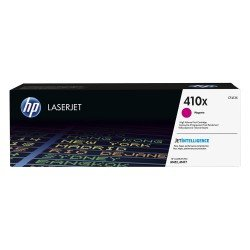 HP CF413X 410X High Yield Magenta Toner Cartridge (5,000 Pages*)