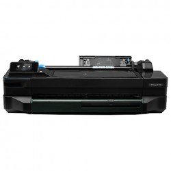 HP DesignJet T120 24-in Colour Inkjet ePrinter front view
