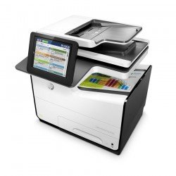 HP PageWide Enterprise Color MFP 586dn A4 Multifunction Inkjet Printer