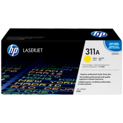 HP Q2682A Yellow Toner Cartridge (6,000 pages*)