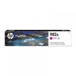 HP 982A Standard Magenta Ink Cartridge (8,000 Pages*) T0B24A
