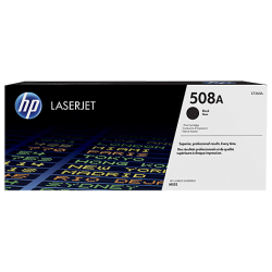 HP CF360A 508A Black Toner Cartridge (6,000 Pages*)