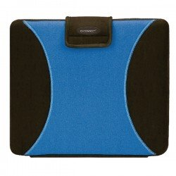Q-Connect Blue Laptop Shirt Protective Bag 12.1in  KF04636