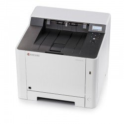 Kyocera ECOSYS P5021cdn A4 Colour Laser Printer left view