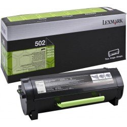 Lexmark 50F2000 Black Return Program Toner Cartridge (1,500 pages*)