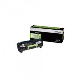 Lexmark 51F2H00 High Yield Black Return Program Toner Cartridge (5,000 pages*)