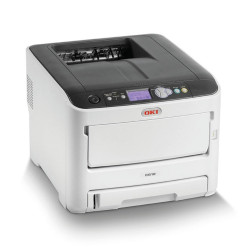 Oki C612dn A4 Colour LED Printer